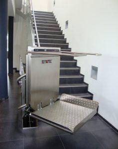 TR 8 platformlift